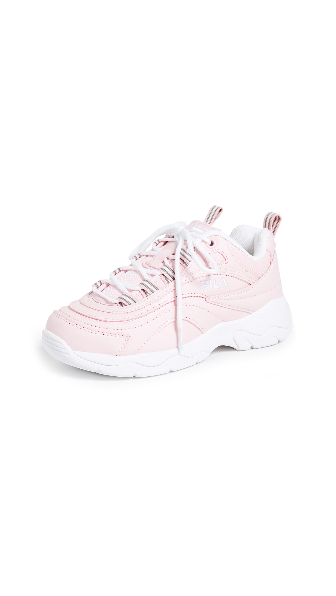 Fila Fila Ray Sneakers - Pink/White