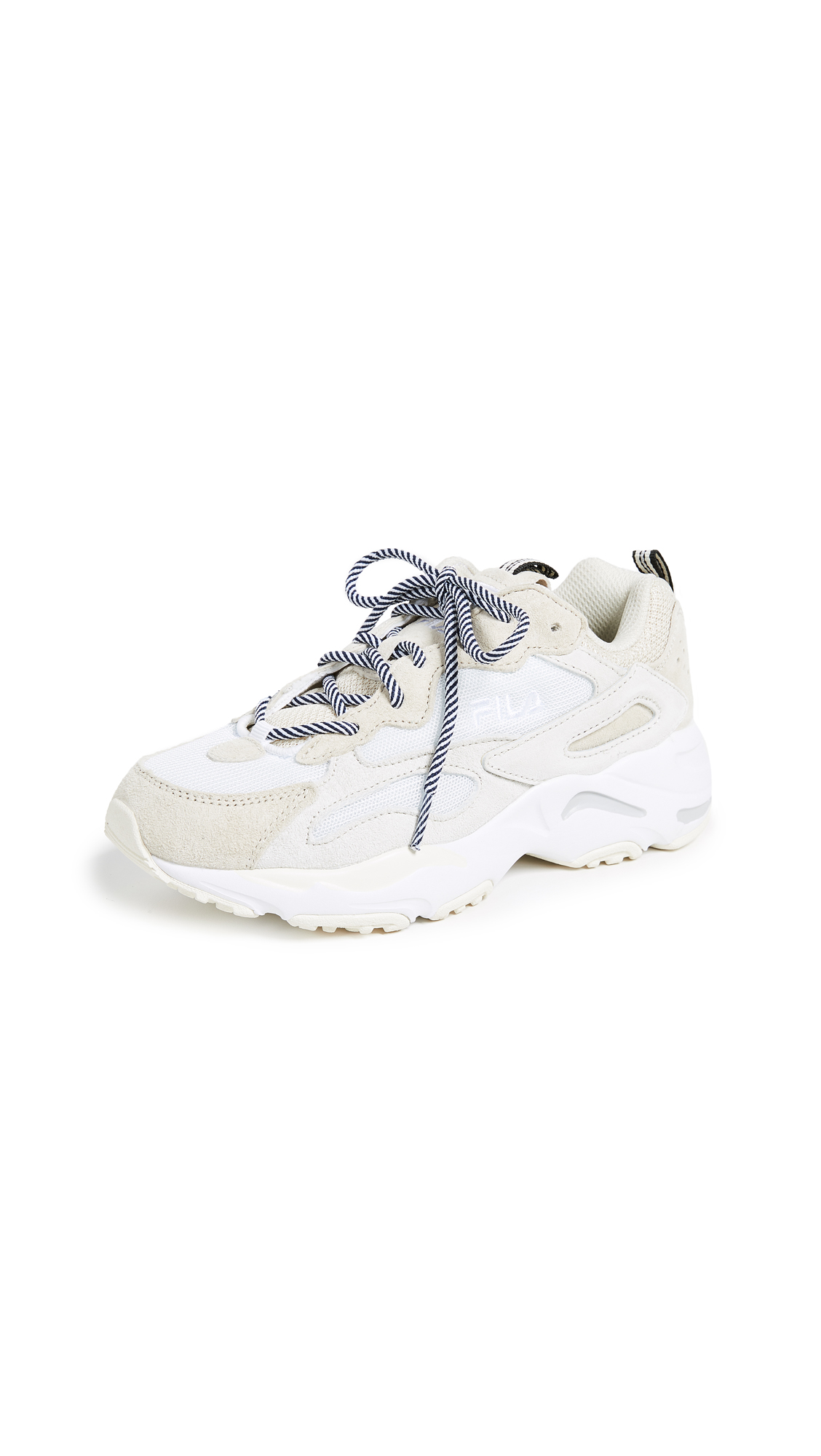 Fila Ray Tracer Sneakers - White