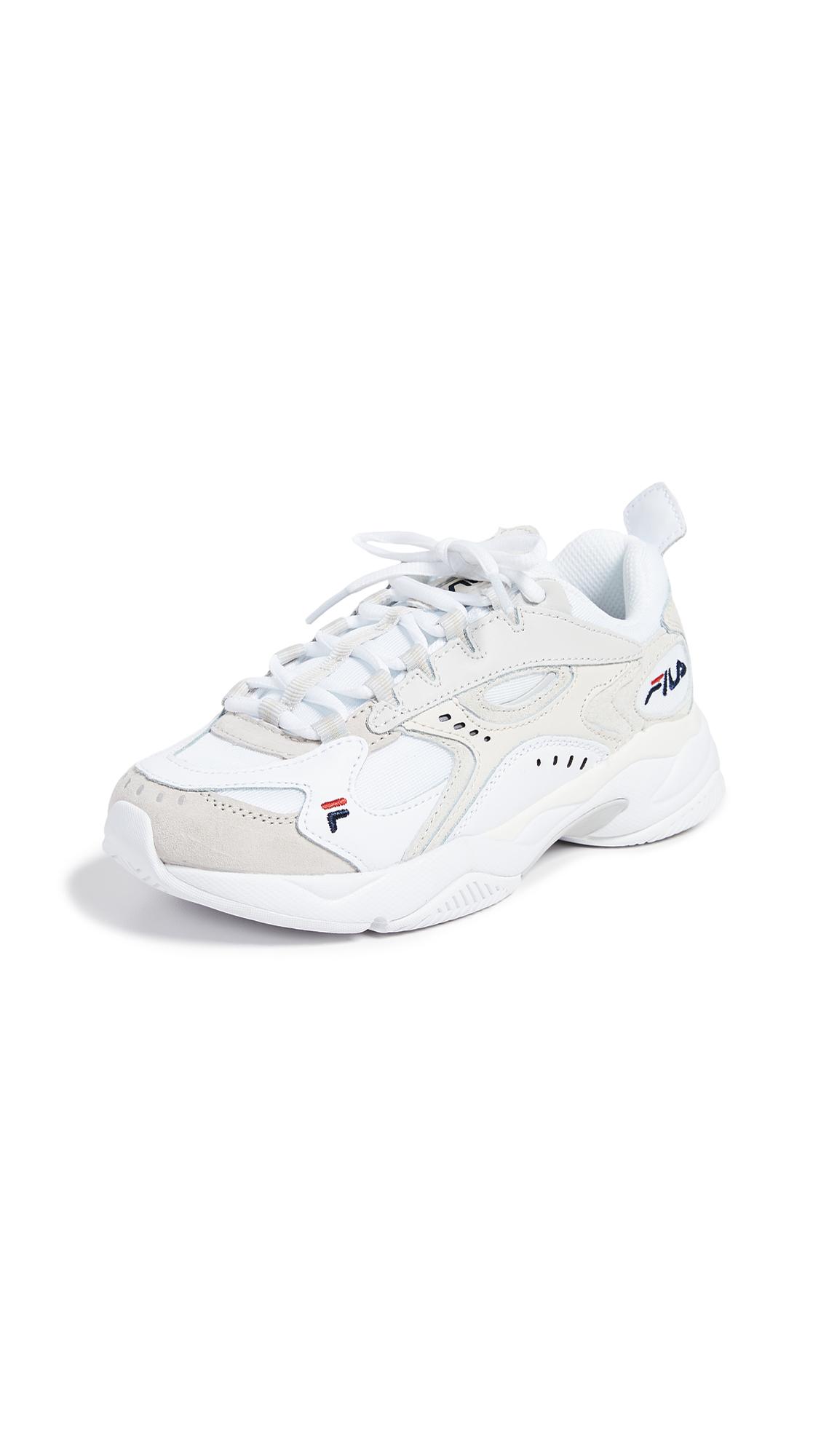 Fila Boveasorus Sneakers - White/Gardenia/Silver Birch