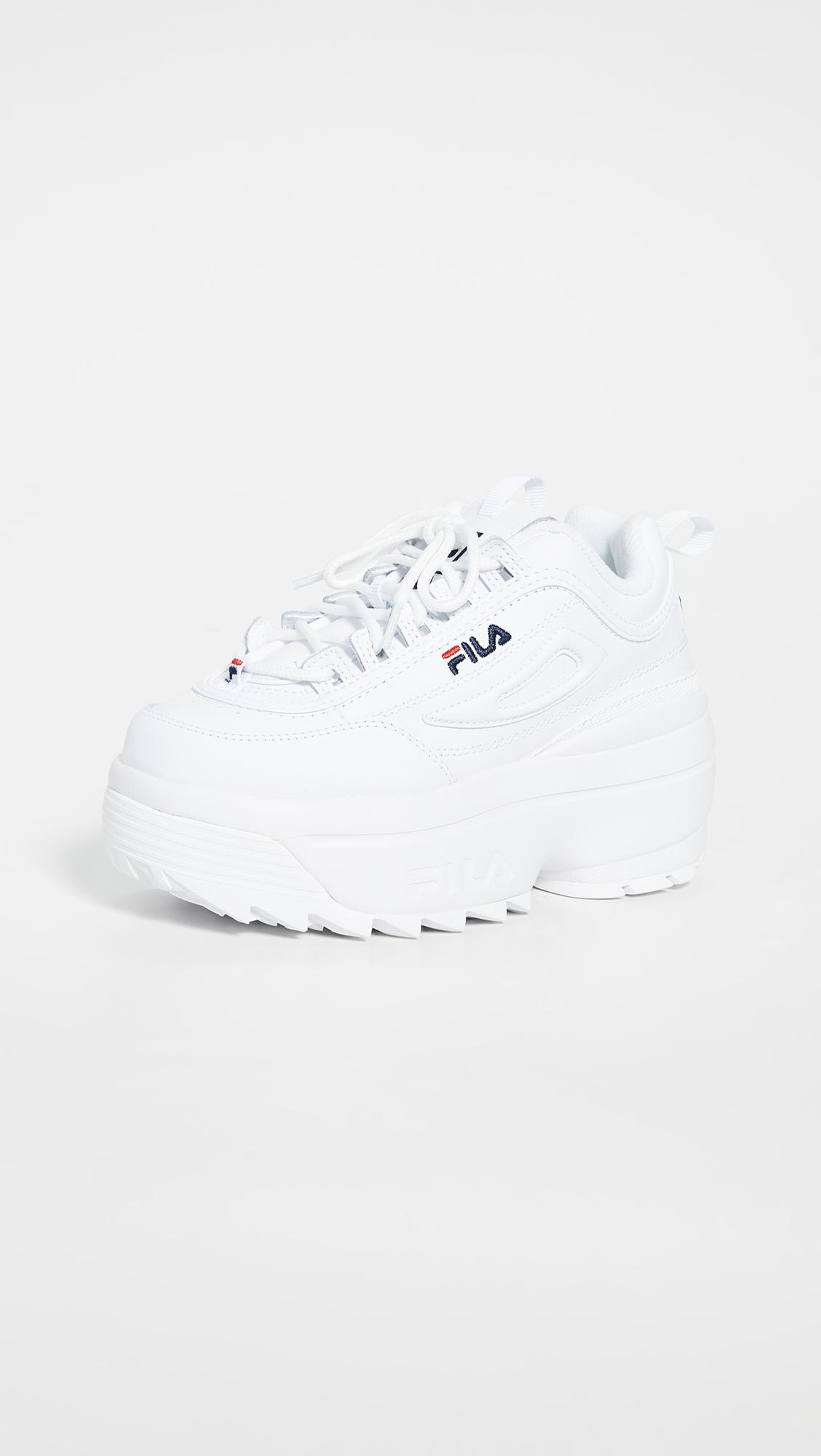 Fila Disruptor II Wedge Sneakers | SHOPBOP
