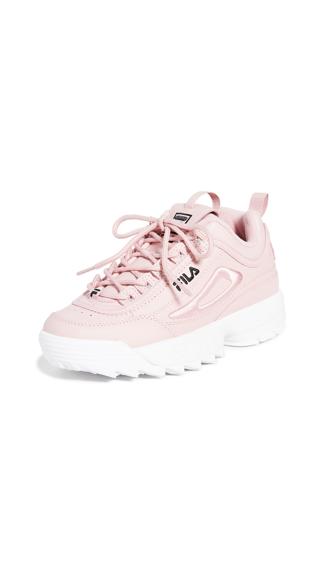 Fila Disruptor II 3D Embroider Sneakers – 30% Off Sale