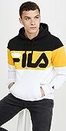 Fila Flamino Pullover Logo Hoodie
