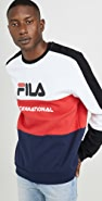 Fila Bravo Colorblocked Sweatshirt