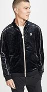 Fila Lineker Velvet Track Jacket