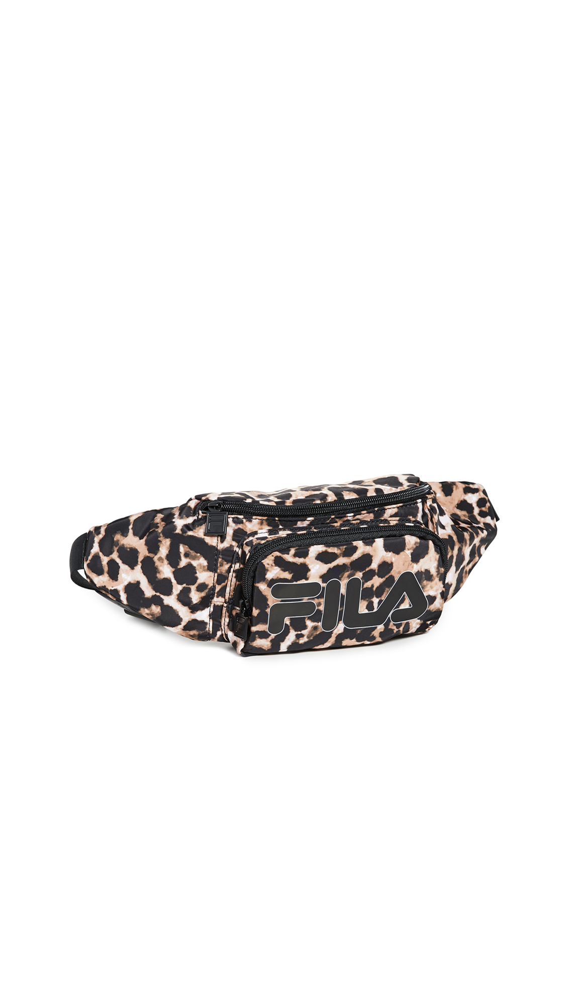 Buy Fila online - photo of Fila Fila Leopard Fanny Pack
