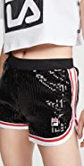 Fila Kachina Sequin Shorts