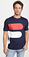 Fila Short Sleeve Alvan T-Shirt