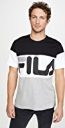 Fila Short Sleeve Vialli T-Shirt