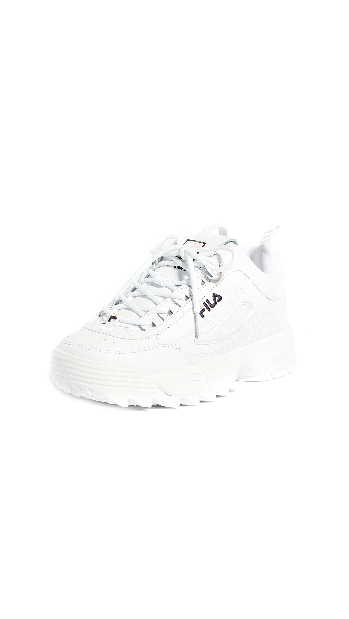 Buy Fila Distruptor II Premium Sneakers online, shop Fila