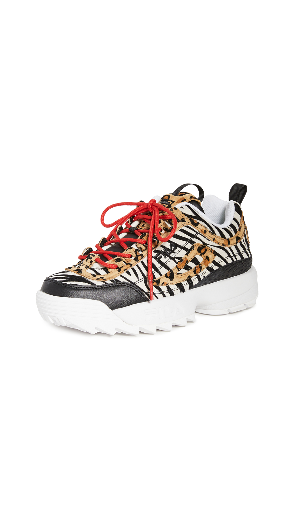 Fila Disruptor II Animal Sneakers - 40% Off Sale