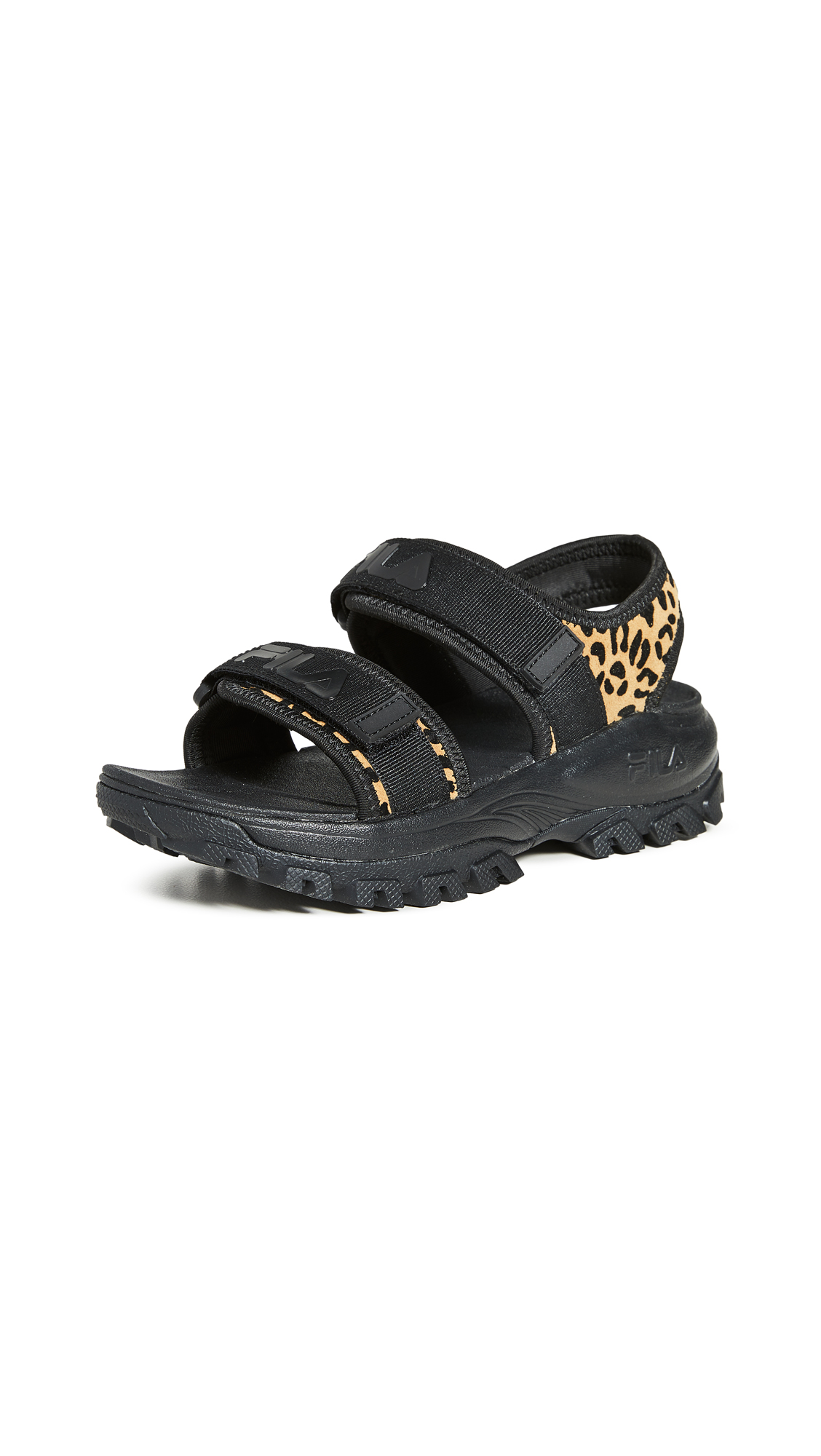 Fila Outdoor Animal Print Sandals - 30% Off Sale