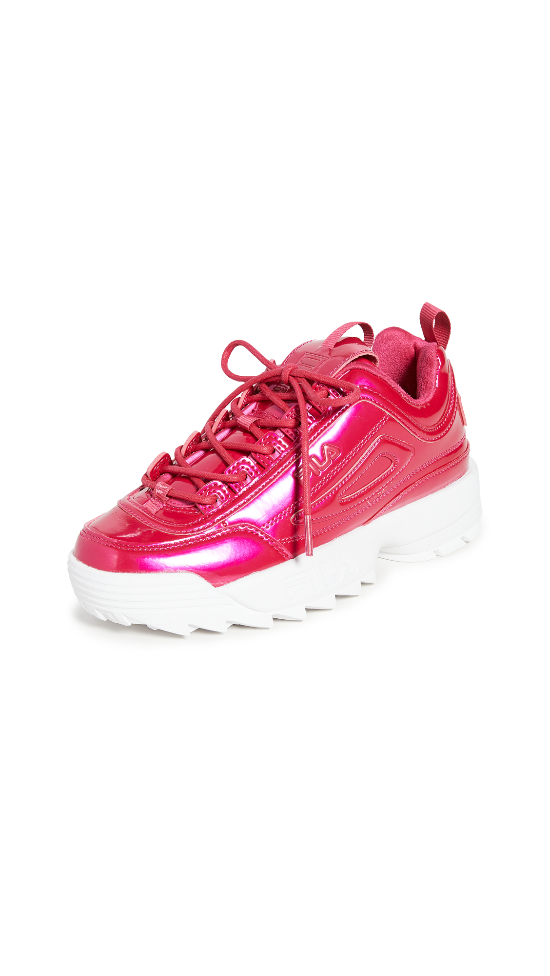 Fila Disruptor II Liquid Luster Sneakers - 50% Off Sale
