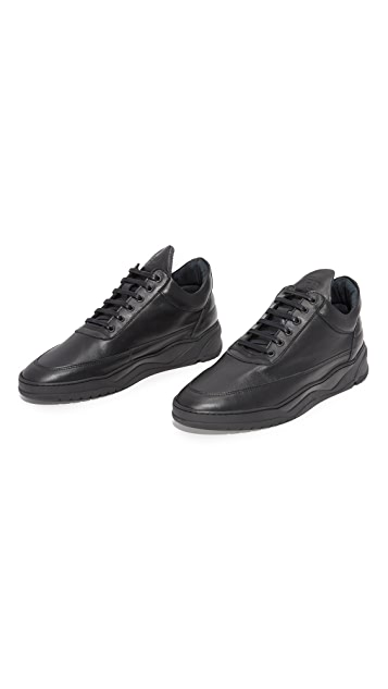 Filling Pieces Astro Low Top Sneakers