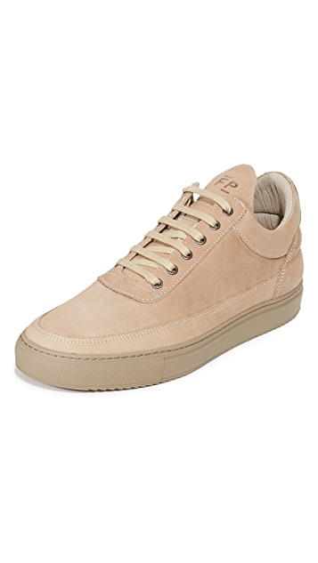 Filling Pieces Low Top Sneakers