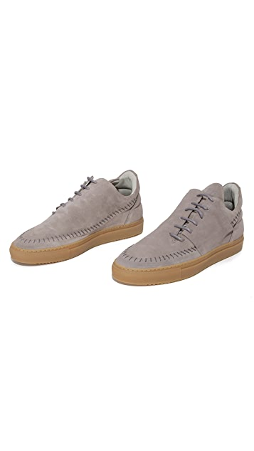 Filling Pieces Low Top Native Sneakers