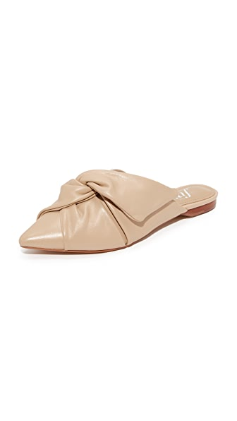 The Fix Esmeralda Mules In Dove