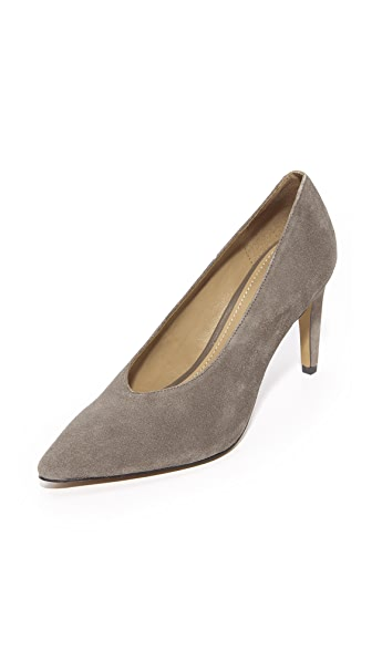 The Fix Vail Pumps In Graphite Grey