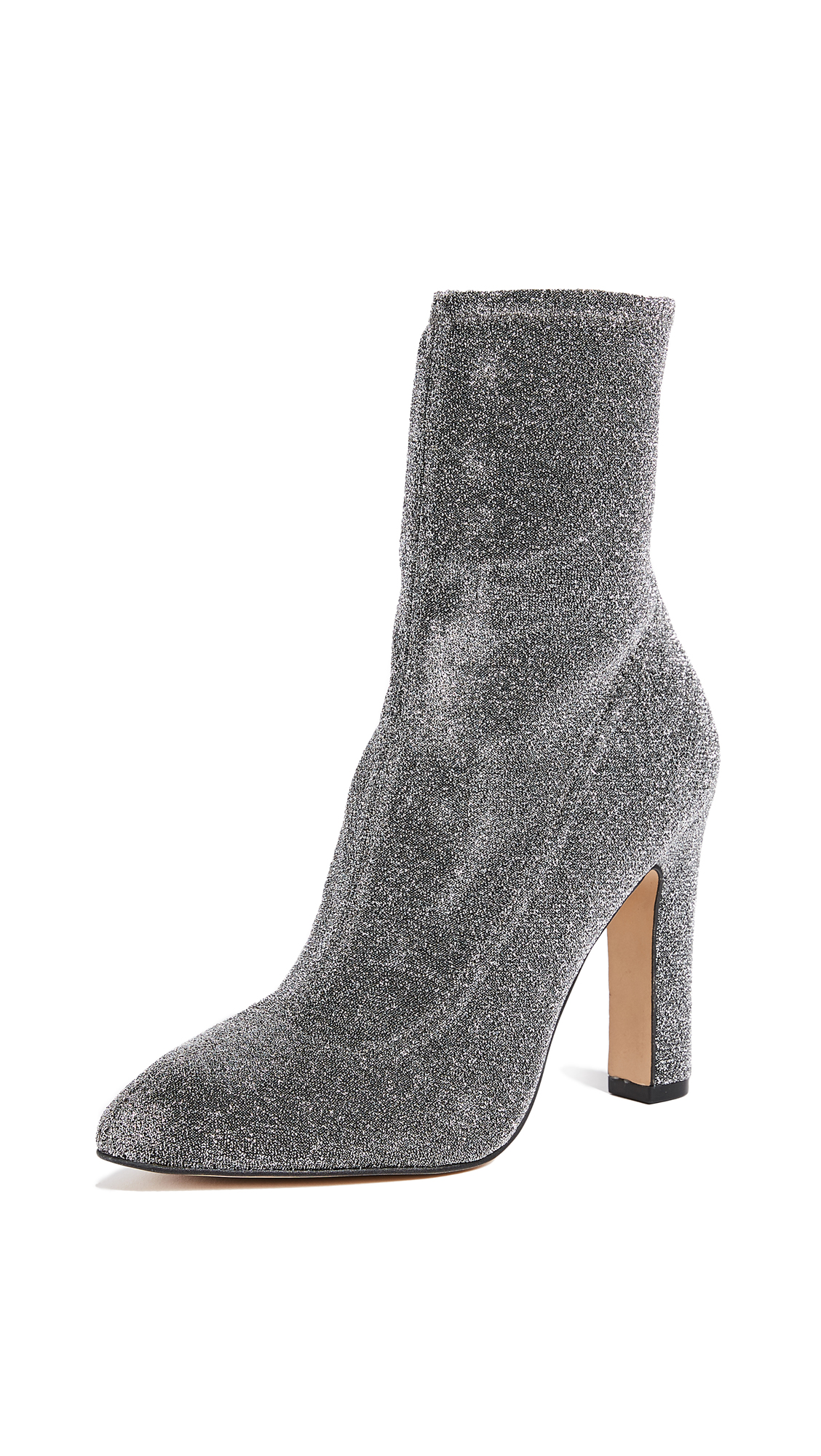 The Fix Keyla Booties - Pewter