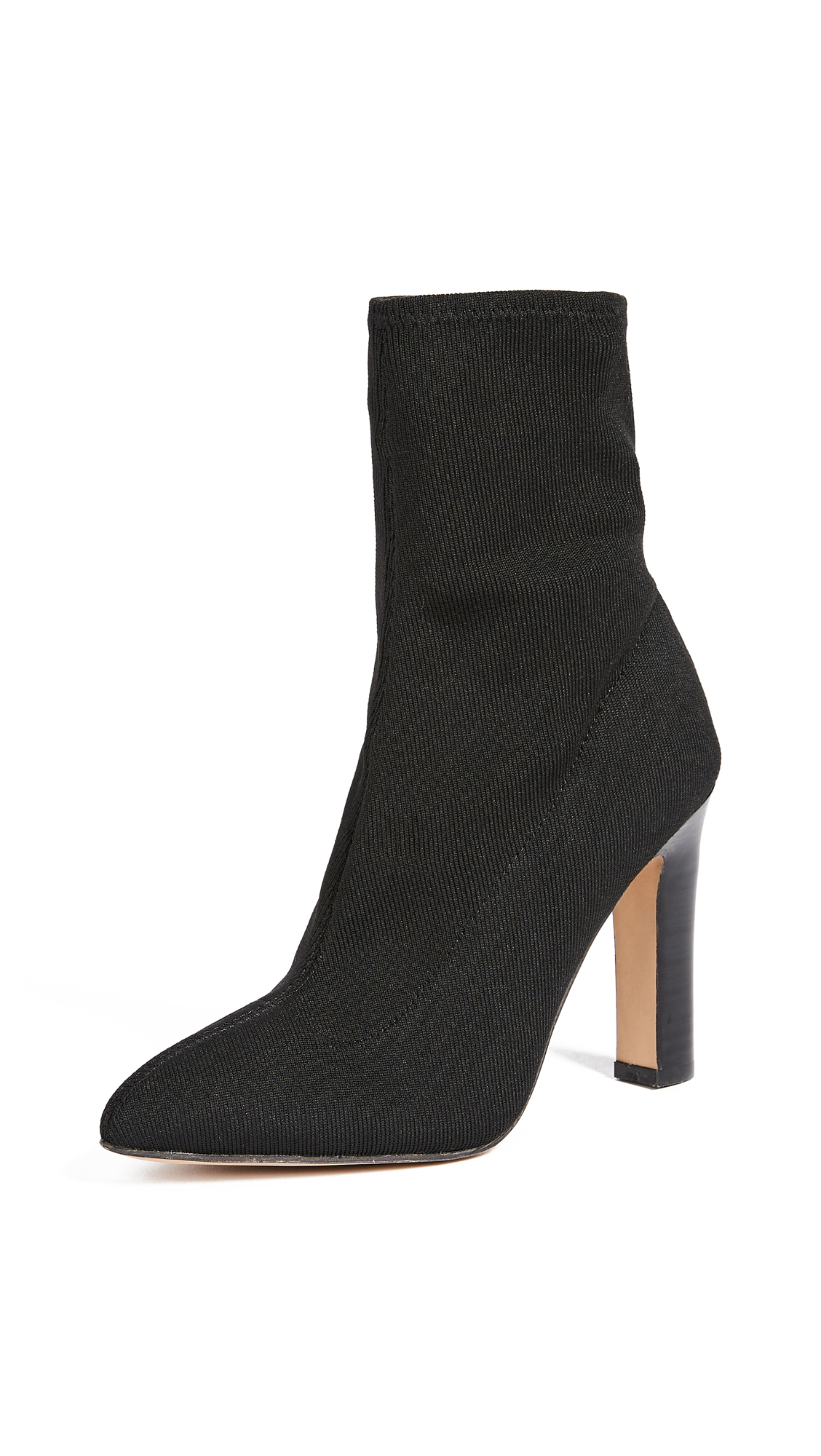 The Fix Keyla Booties - Black