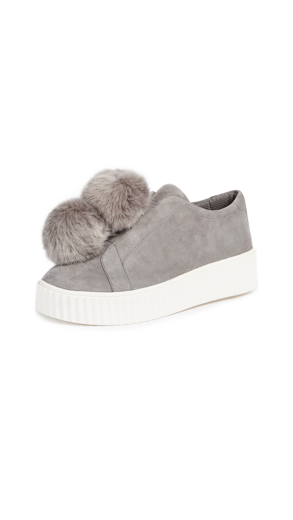 The Fix Talon Sneakers - Elephant Grey