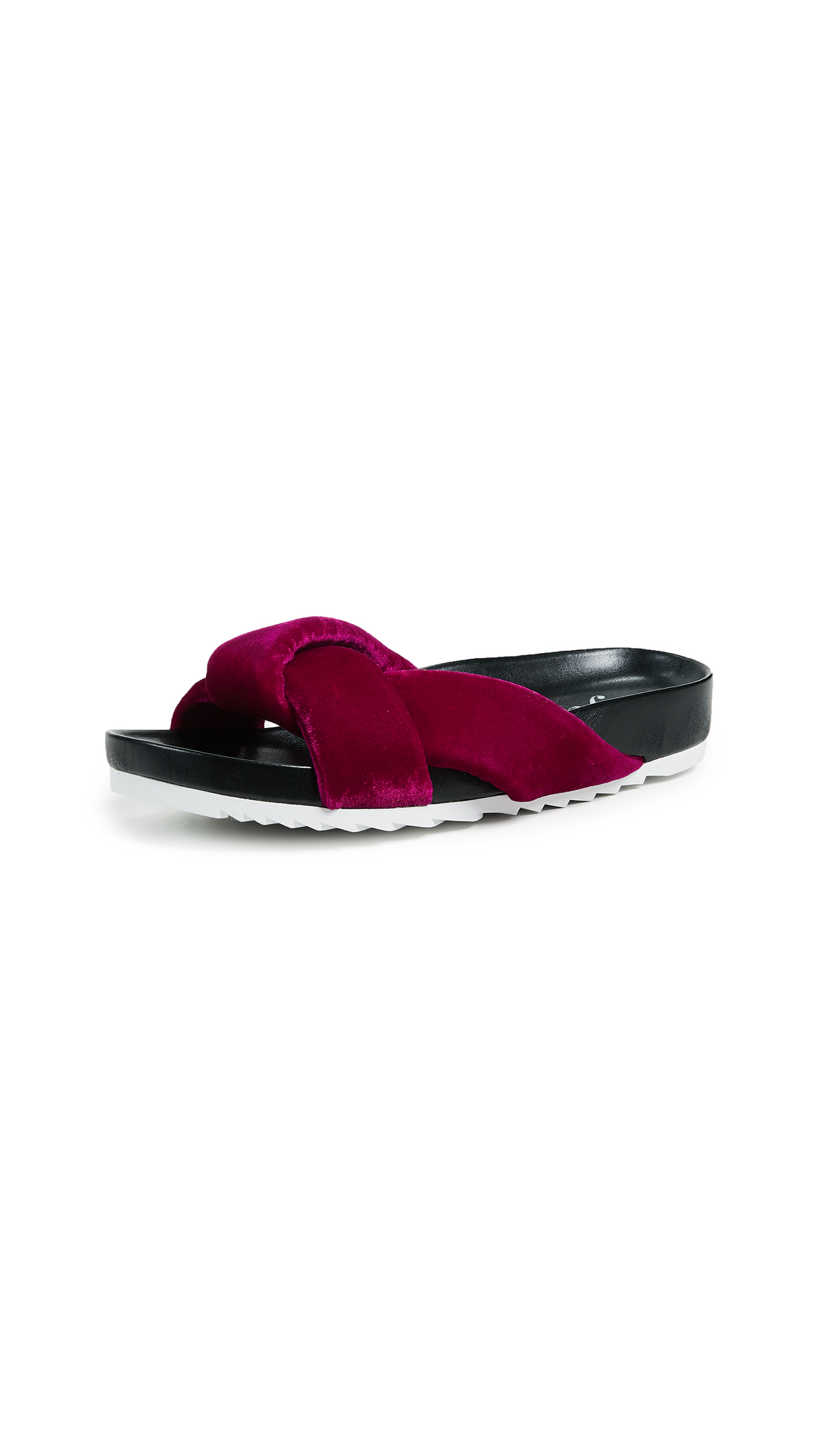 The Fix Violet Slides - Magenta