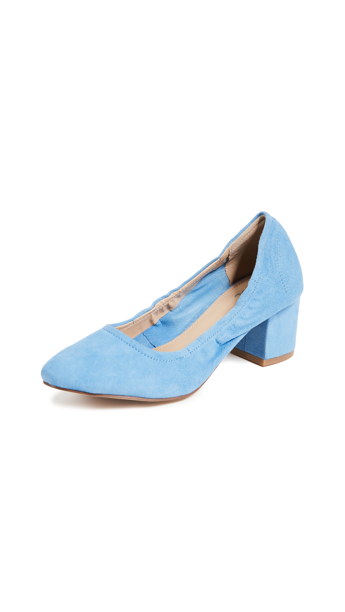 The Fix Amaya Pumps - Cielo Blue