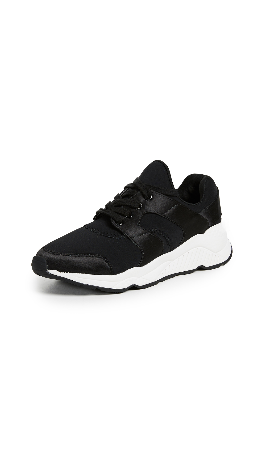 The Fix Navarro Sneakers - Black