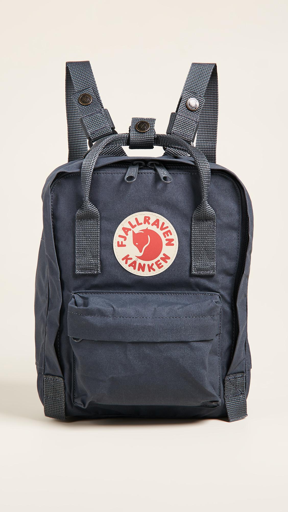 goede kwaliteit ophalen klassieke stijlen How To Adjust Fjallraven Kanken Mini Backpack Straps - CEAGESP