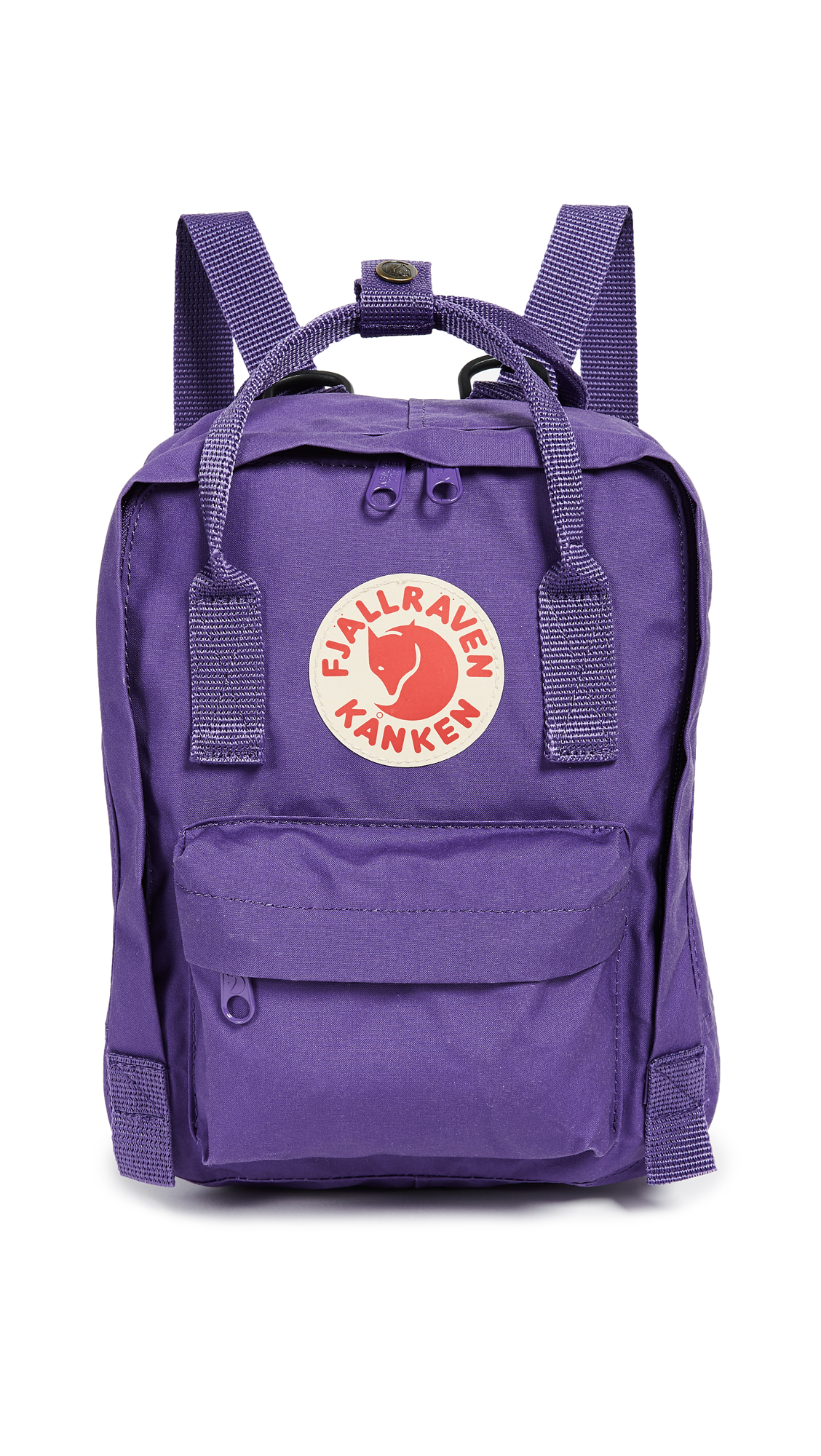 Fjallraven Kanken Mini Backpack - Purple
