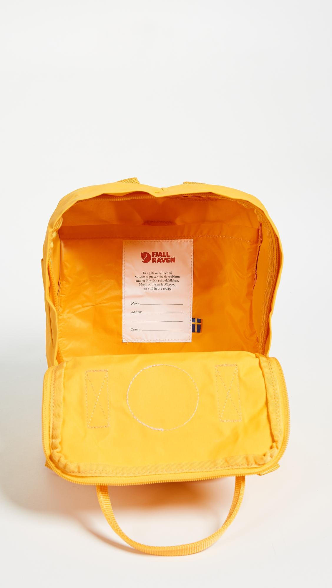 Мини-рюкзак Kanken Fjallraven  (FJALL3001610936314)