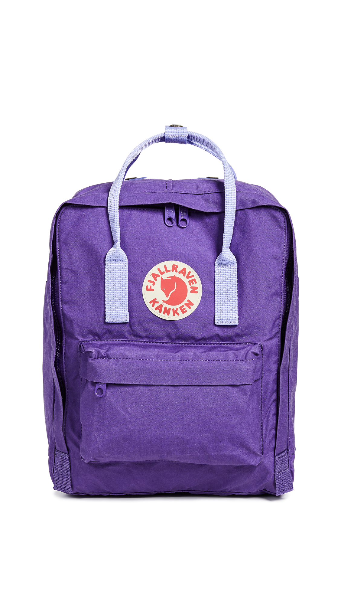 FJALL RAVEN Kanken Backpack in Purple/Violet