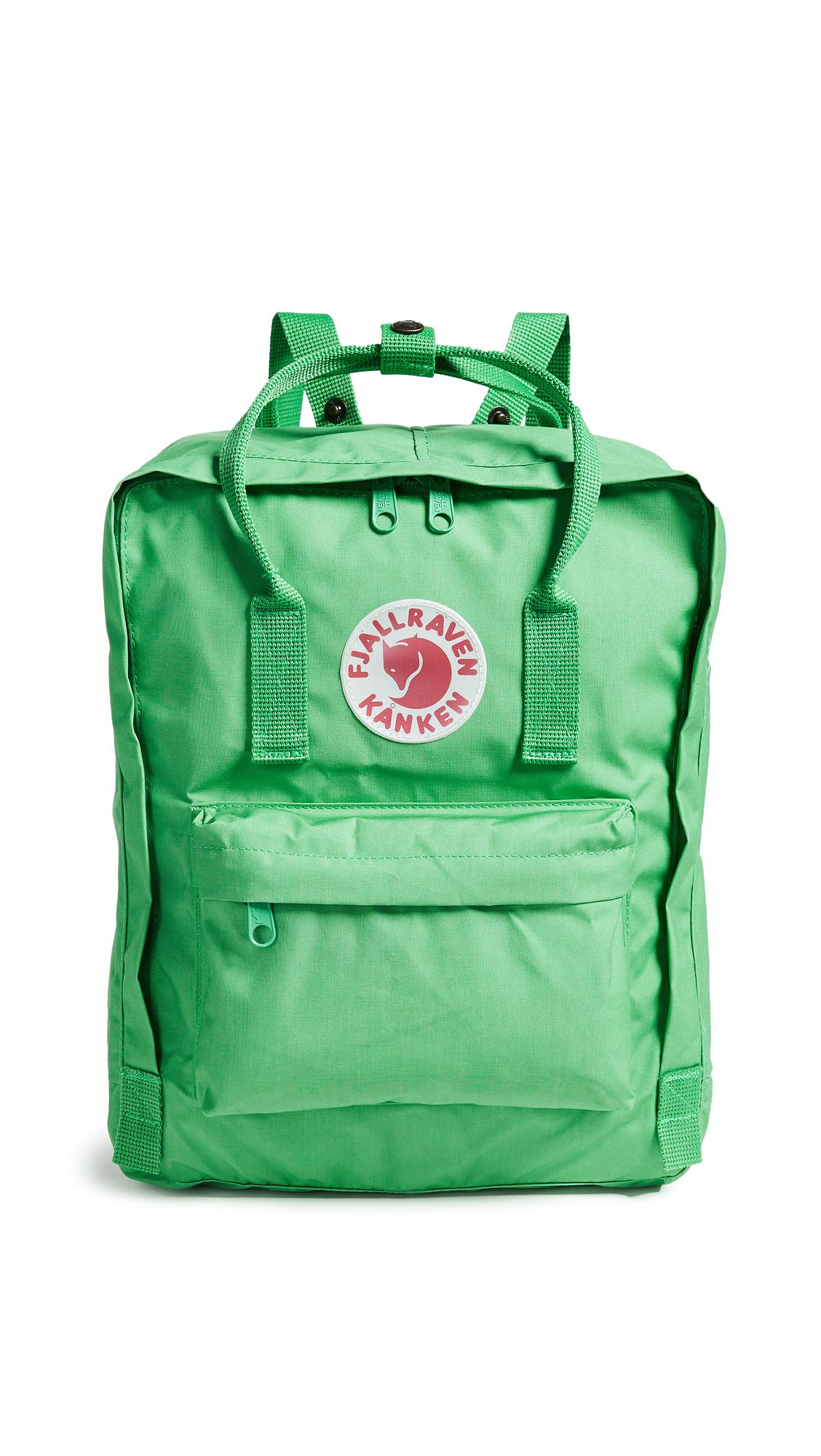 Fjallraven Kanken Backpack - Villa Green