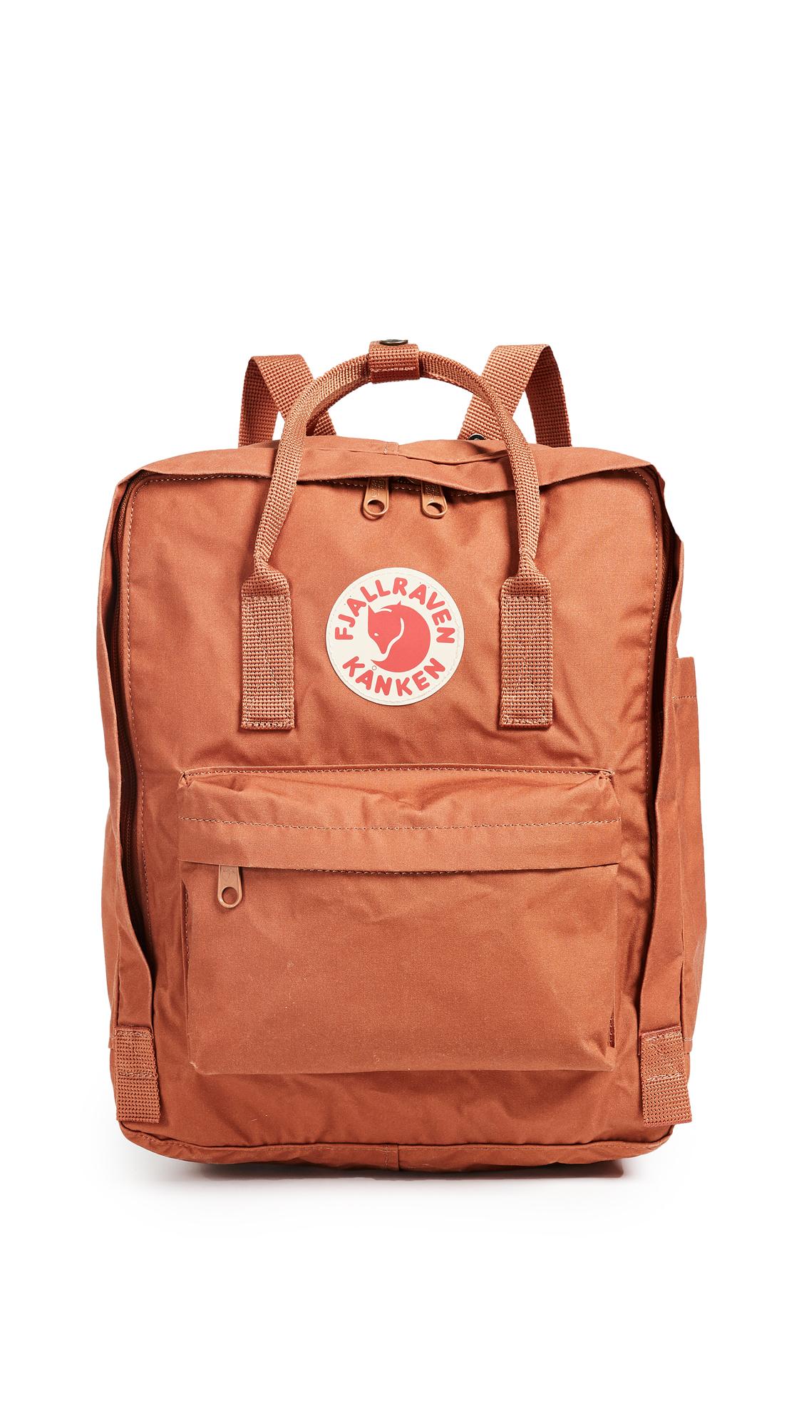 Fjallraven Kanken Backpack - Brick