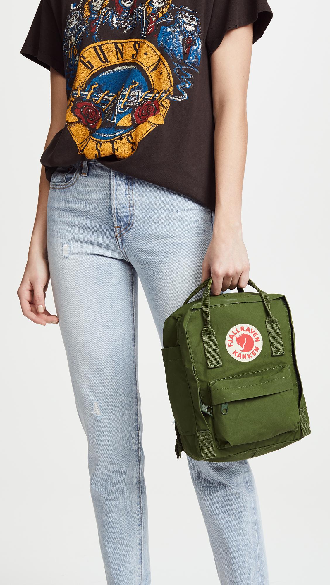 Fjallraven Kanken Mini Backpack  893653ffd06bb