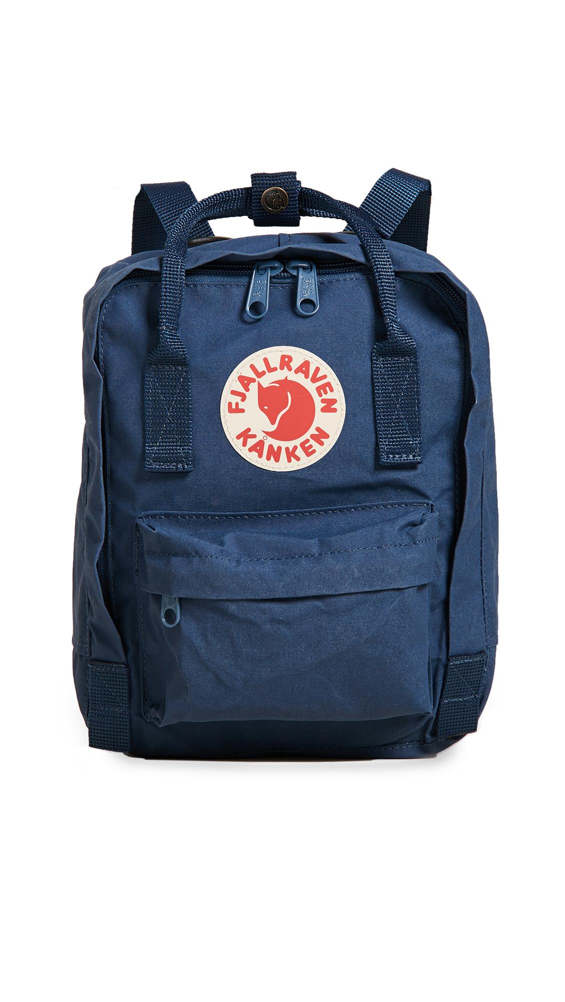 Fjallraven Kanken Mini Backpack - Royal Blue
