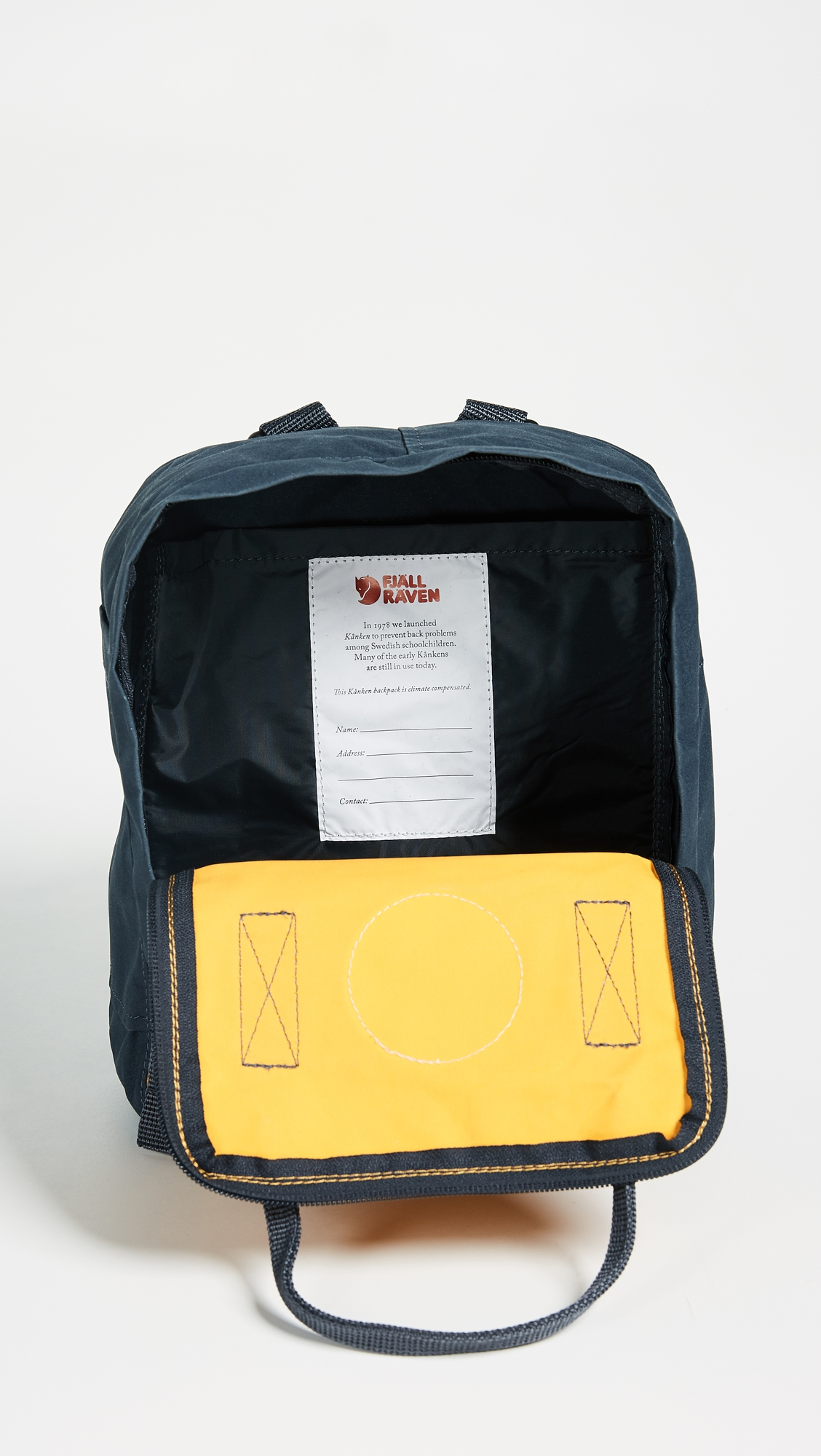 Мини-рюкзак Kanken Fjallraven  (FJALL3006174433314)