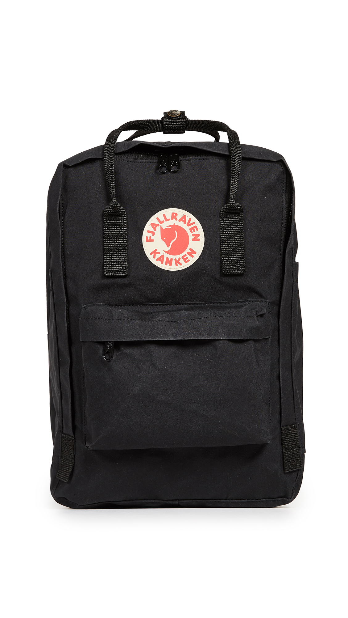 "FJALL RAVEN Kanken 15 Laptop Bag"" in Black"