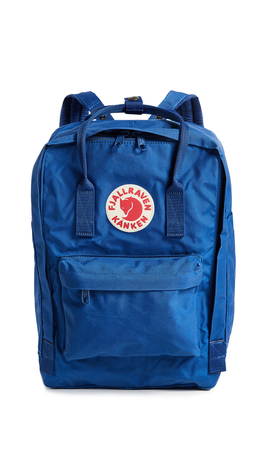 "FJALL RAVEN Kanken 15 Laptop Bag"" in Deep Blue"