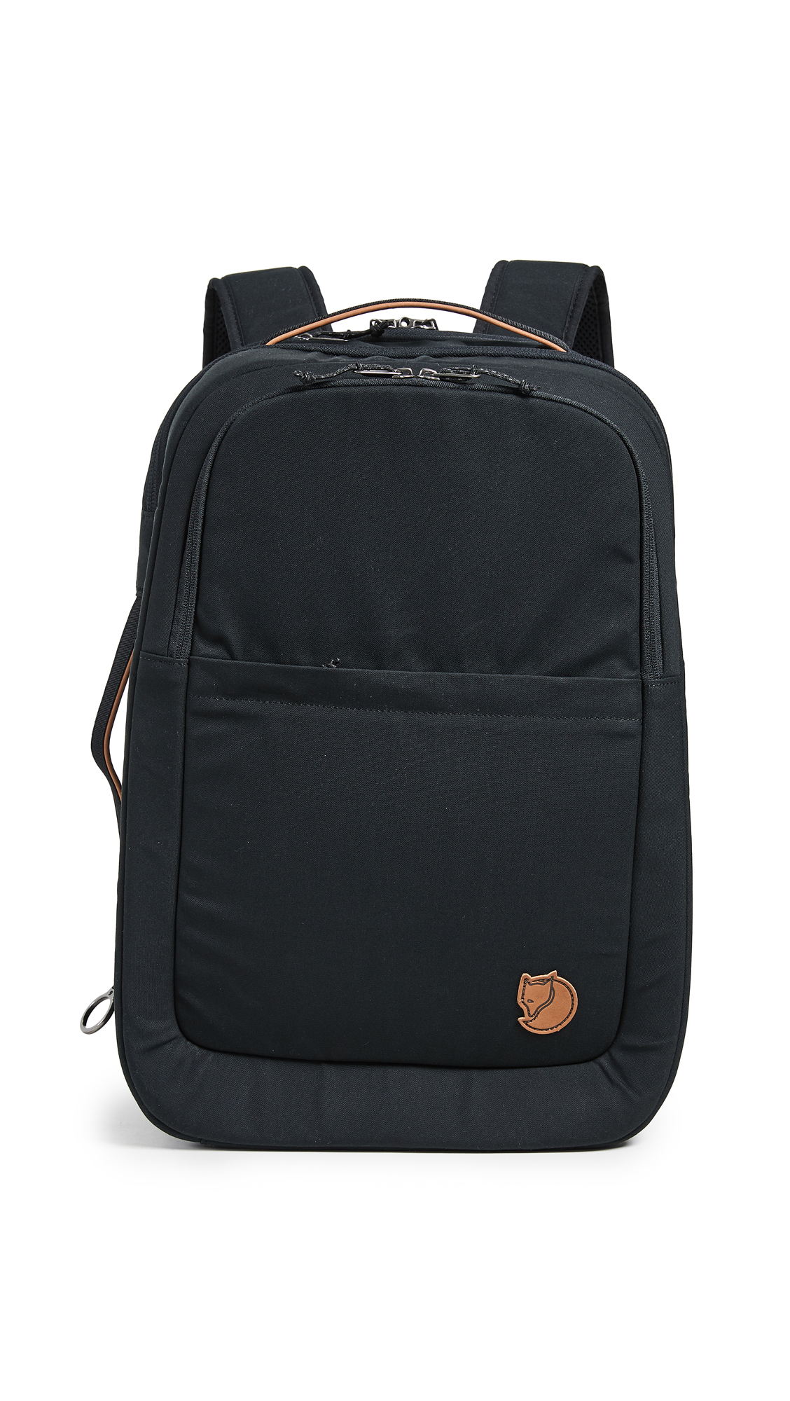 FJALL RAVEN Travel Backpack in Black
