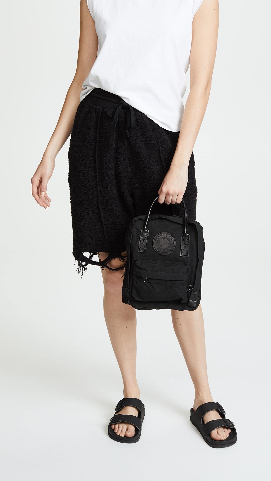 Fjallraven Kanken No 2 Mini Backpack Shopbop No2 Full Black