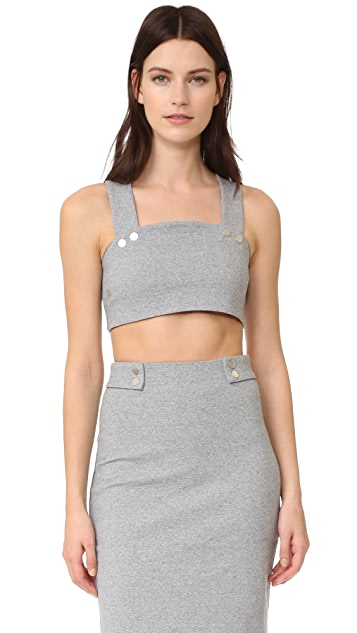 findersKEEPERS Hans Crop Top
