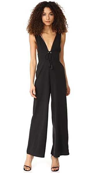 findersKEEPERS Addison Jumpsuit - Black