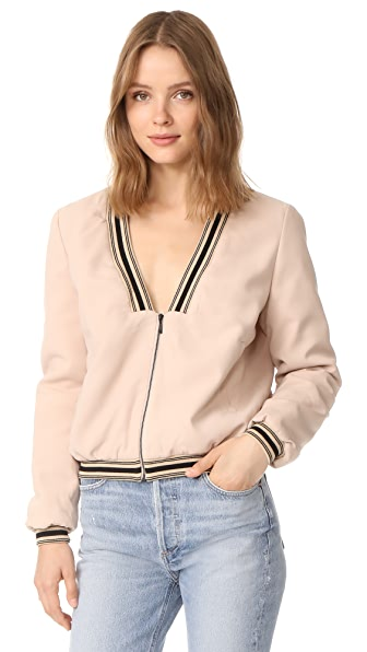 findersKEEPERS Vivid Dreams Bomber