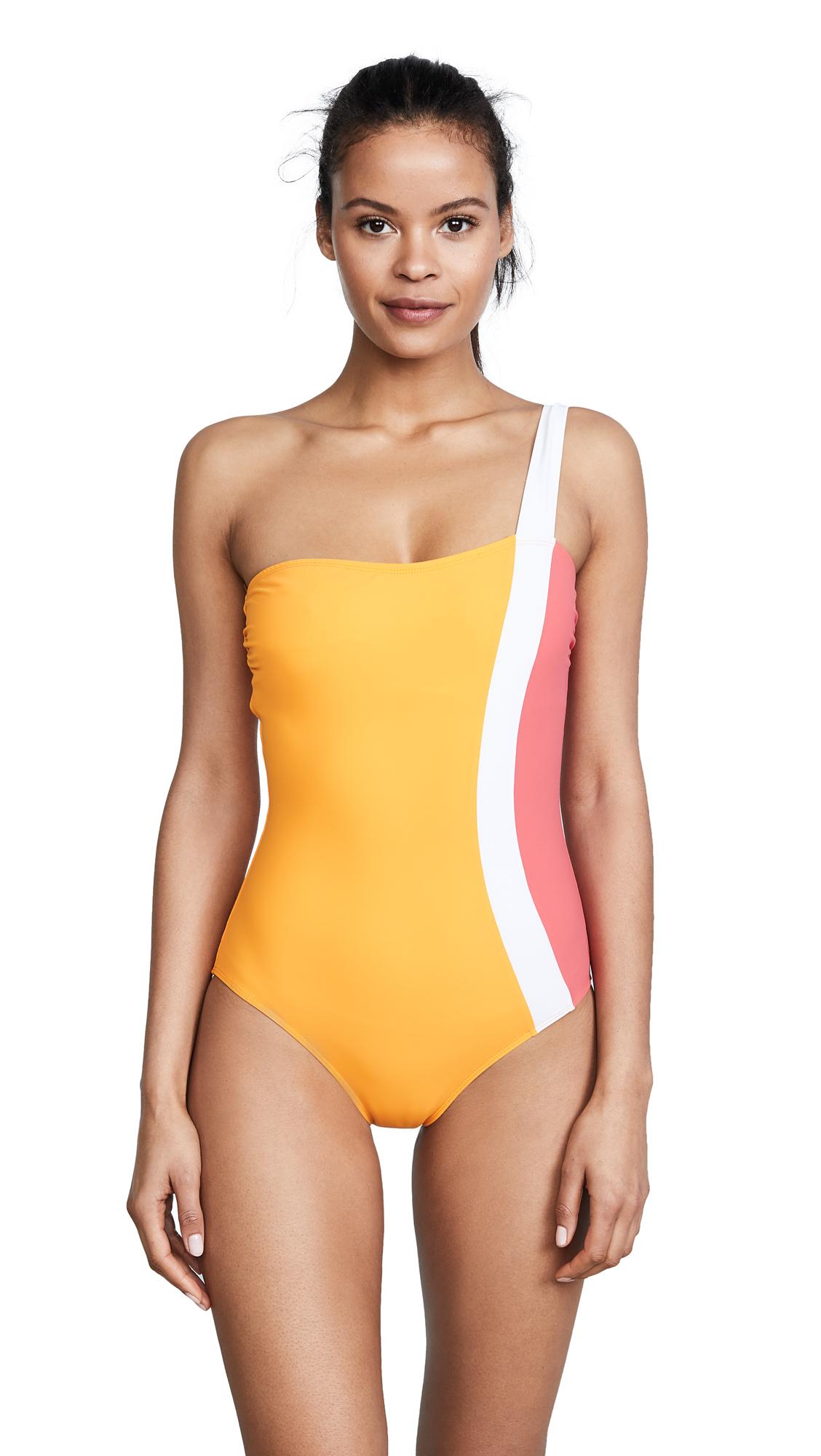 Flagpole Calu One Piece Swimsuit