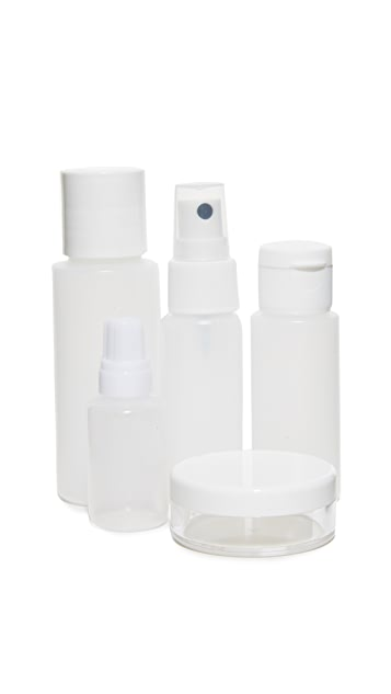 Flight 001 Travel Bottle Set