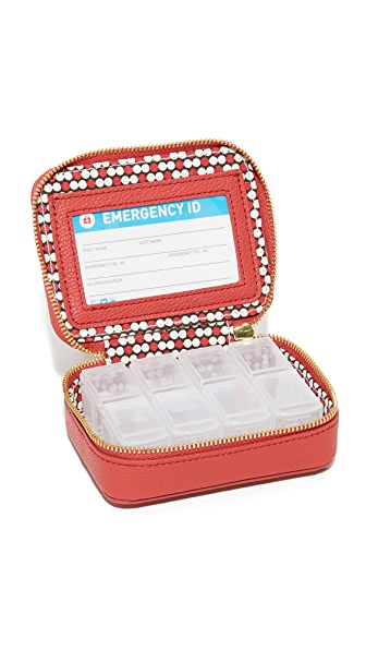 Flight 001 T5 Series Pill Case - Flamenco
