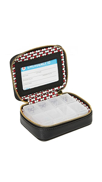 Flight 001 T5 Series Pill Case - Black