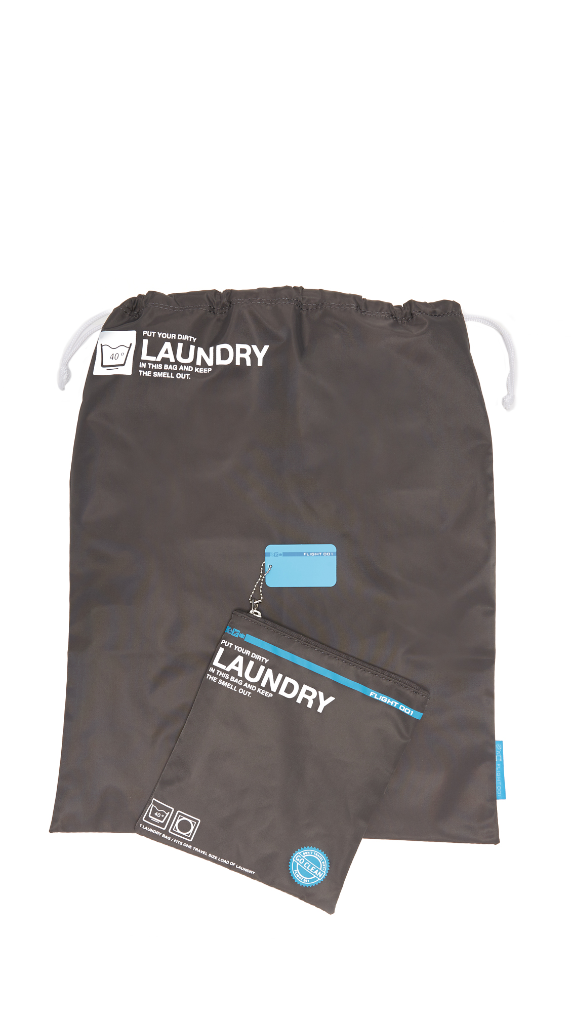 GO CLEAN LAUNDRY BAG