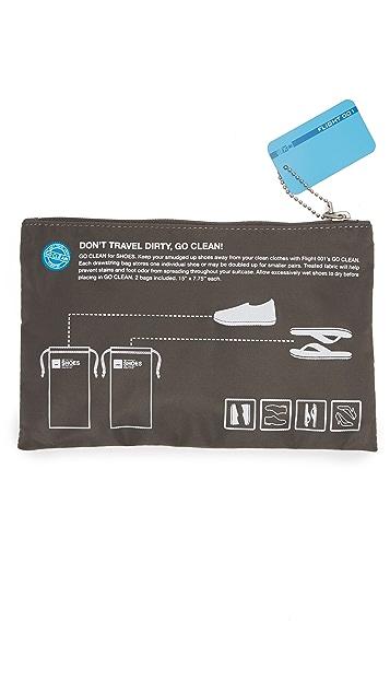 Flight 001 Go Clean Shoes