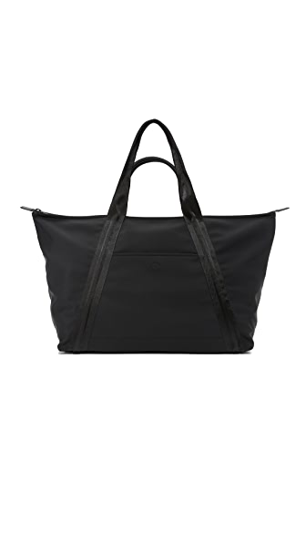 Flynn Long Weekender - Black